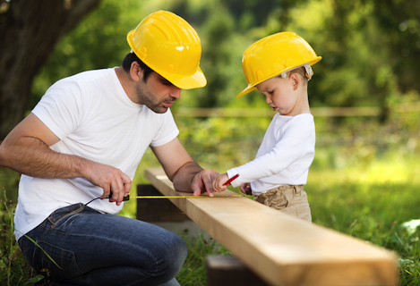 father son projects Spend timing bonding with these top 40 best father son activities teach positive principles, honest values, countless life lessons, and have lots of fun skip.